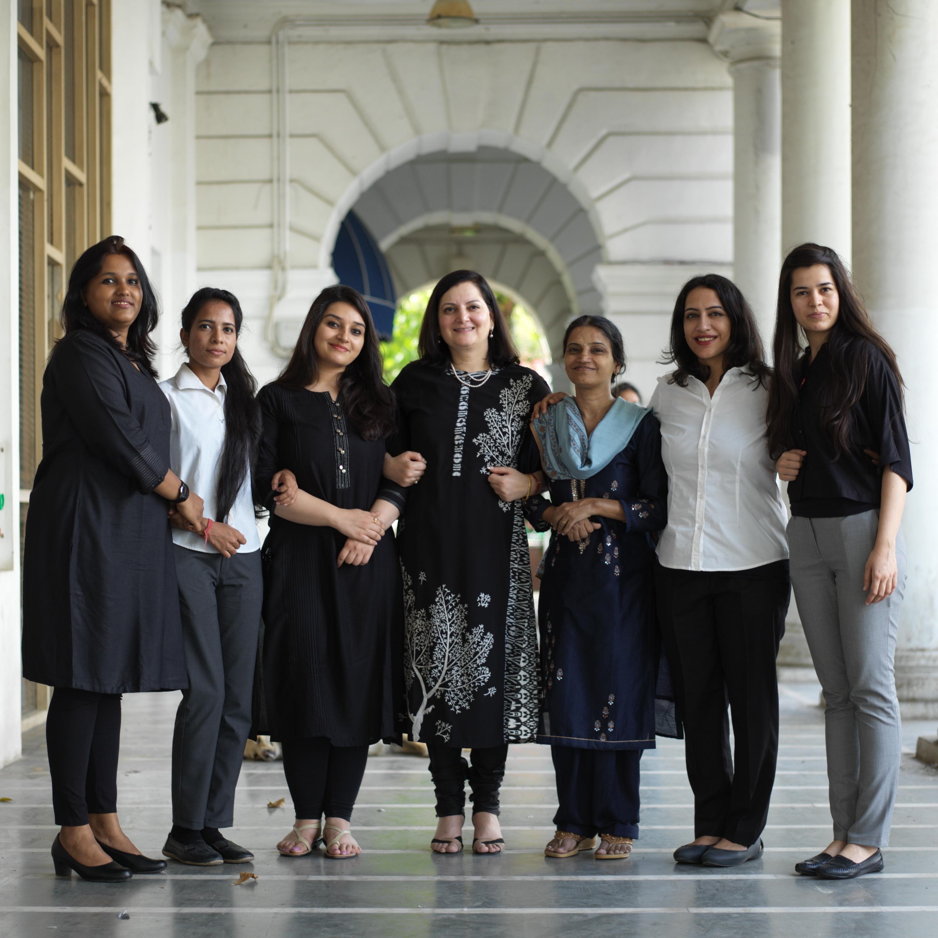 The all-women dream team